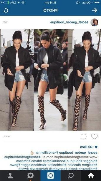 Kendall-jenner Shoes Black Shoes Kendall Jenner cover image