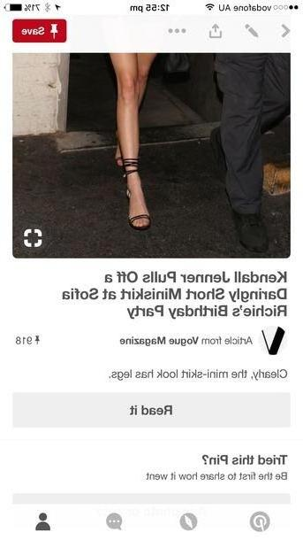 Kendall-jenner Shoes Black Shoes Kendall Jenner Black Strappy Heels cover image
