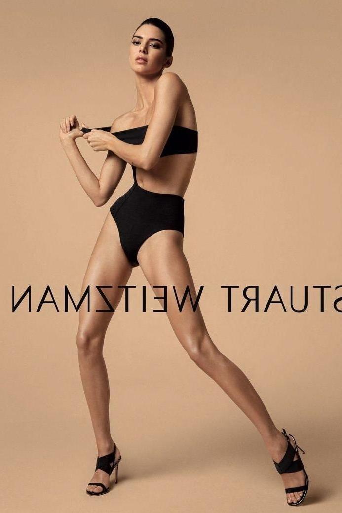 Kendall-jenner Shoes Black Shoes Sandals Sandal Heels Model Kendall Jenner Kardashians Editorial cover image