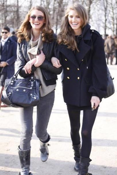 Coat Black Coat cover image