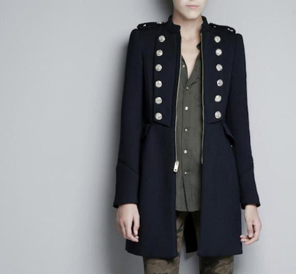 Coat Black Coat Tendance cover image