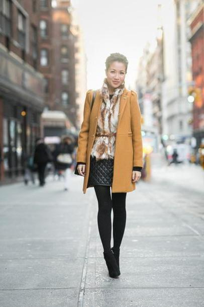 Coat Gold Wendy S Lookbook T Shirt Coat Jacket Shoes Bag Belt cover image