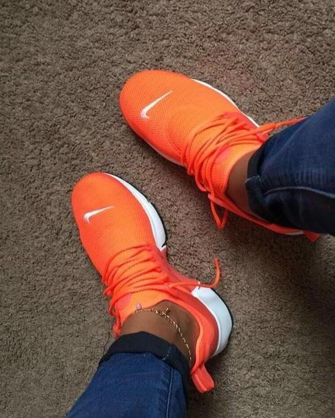 Orange Shoes Orange Shoes Nike Nike Shoes Air Presto Orange Nike Air Presto White Nike Presto Orange Shoes Orange Nike Nike Running Shoes Nike Air Nike Roshe Run Nike Sneakers Nikes Nike Air Ma cover image