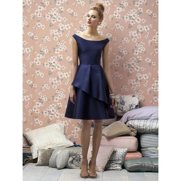 Lingerie Dress Blue Dress Line Prom Gowns Wedding Clothes Lelaan Bridal Lingerie Dessy cover image