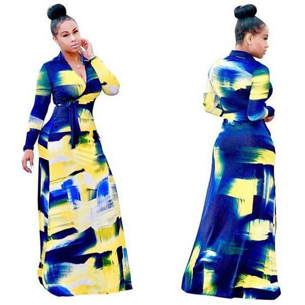 Lingerie Dress Blue Dress Mai Dress Floral Mai Dress Blue Mai Dress Lingerie Backless Mai Dress cover image