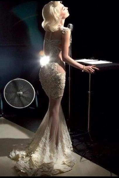 Dress Beige Dress cover image