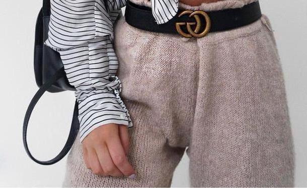 Pants Beige Pants cover image