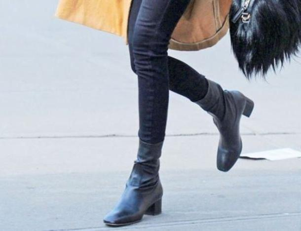 Kendall-jenner Shoes Black Shoes Boots Leather Fau Leather Kendall Jenner Black Kendall Kylie Jenner Help Save Bees Skirt cover image