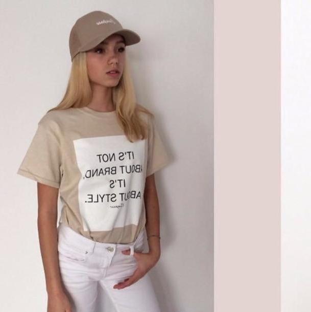 Lisa-and-lena Neutrals T Shirt Lisa Lena Style cover image