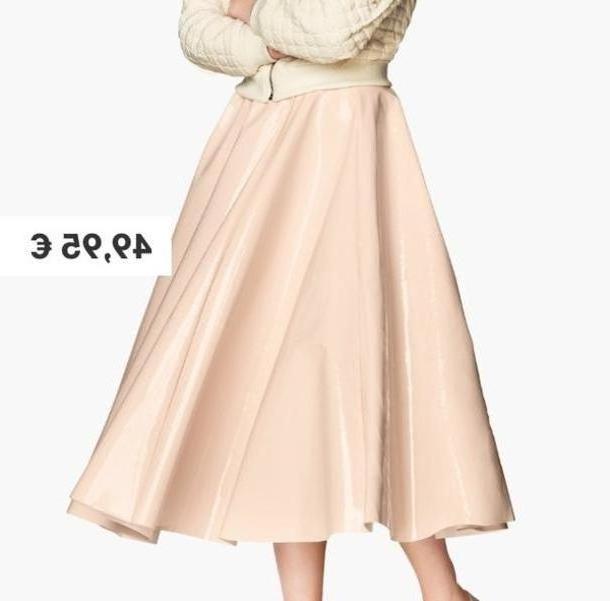 Skirt Beige Skirt cover image