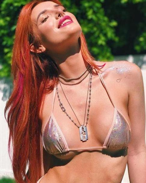 redhead mature dessous