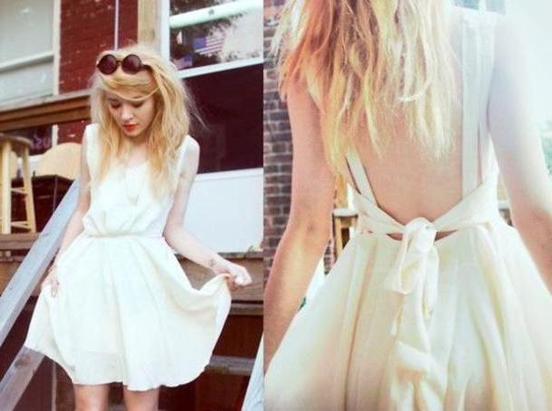 Dress Beige Dress Clothes Summer Dress Brand cover image