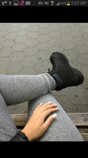 Pants Beige Pants Gray Heather Gray Combat Boots Boots Black Boots Legging Grey Shoes Grey Jeans Grey Sweatpants Jeans Clothes Leggings Timberlands Grey Leggings Sweatpants Black Timbs Timberl cover image