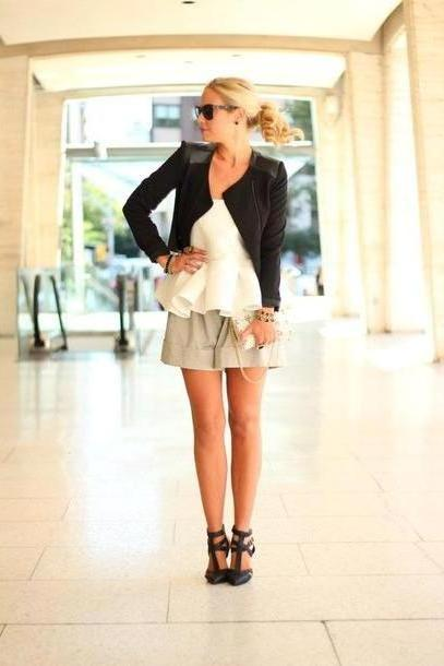 Pants Beige B Soup Jacket Skirt T Shirt Pants Shorts Shoes Jewels Bag Sunglasses Belt cover image