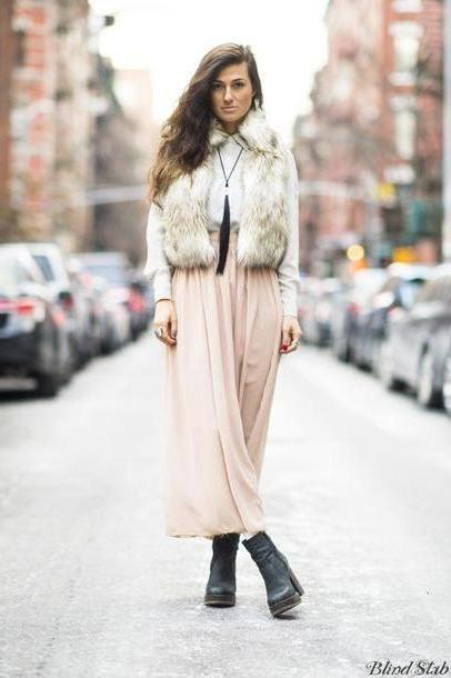 Pants Beige Hotpants Jacket Blouse Skirt Pants Jewels Shoes cover image