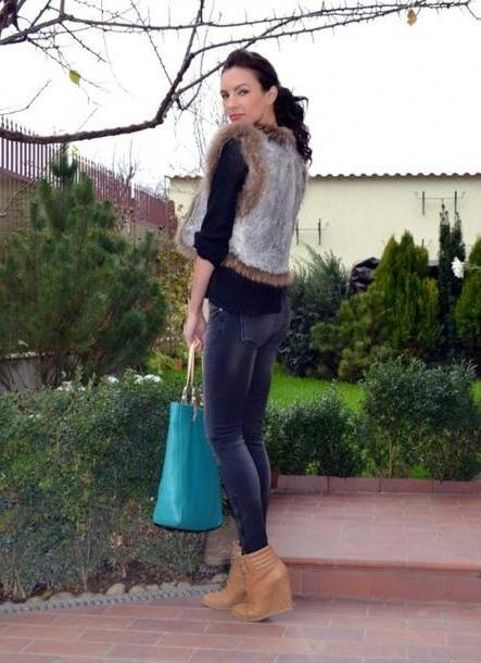 Jacket Multi Silk Fairytale Sweater Jacket Jeans Shoes Bag Jewels cover image