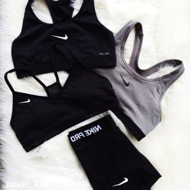 Sports-bra Underwear Black Underwear Nike Adidas Cartier Tumblr Cute Clothes Crop Tops Workout Fitness Shorts Nike Bra Sports Sneakers Love Nike Pro Shorts Sports Bra cover image