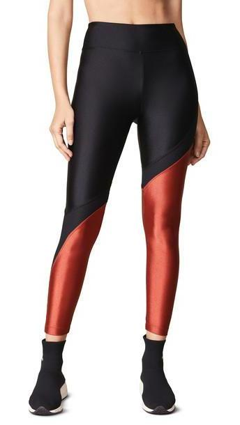 KORAL ACTIVEWEAR Venus High Rise Leggings in black cover image