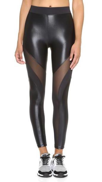 Koral Activewear Frame Leggings - Black/Black cover image
