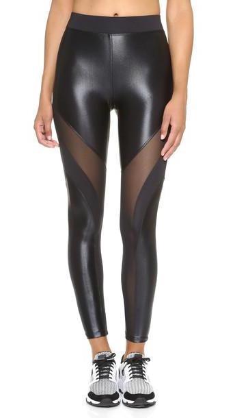 Koral Activewear Frame Leggings - Black/Black cover image