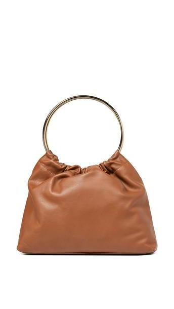 Little Liffner Small Ring Purse in brown cover image