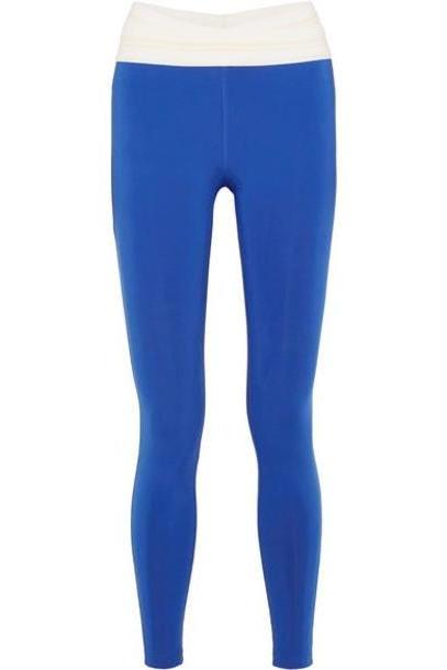 Olympia Activewear - Naxo Stretch Leggings - Blue cover image