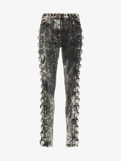 Gucci Denim skinny pant cover image