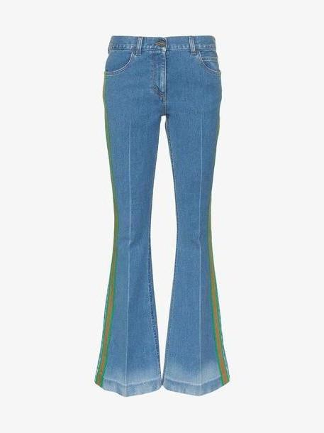 Gucci Stretch denim flare pant cover image