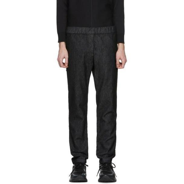 Minotaur Black Stretch Denim RS Trousers cover image