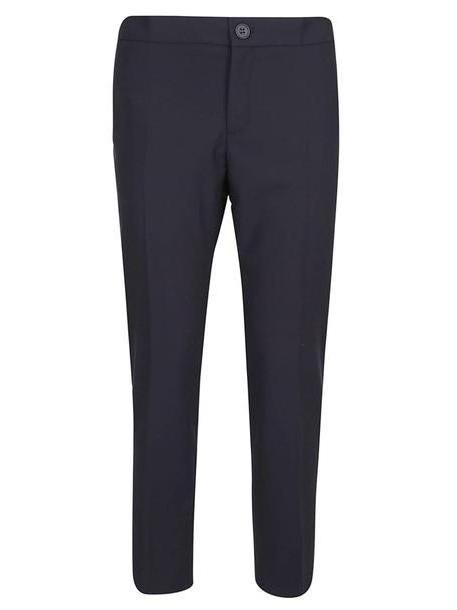 Erika Cavallini Classic Trousers in denim / denim cover image