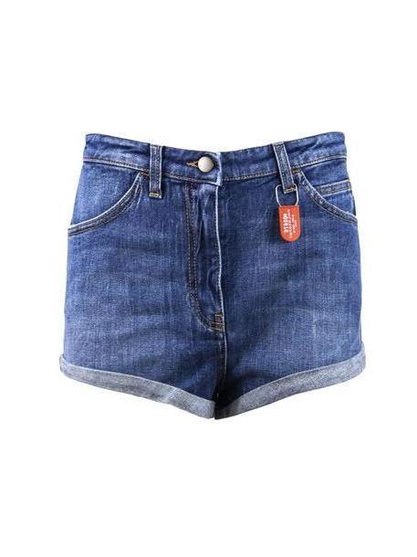 Philosophy di Lorenzo Serafini Denim Hot Trousers cover image