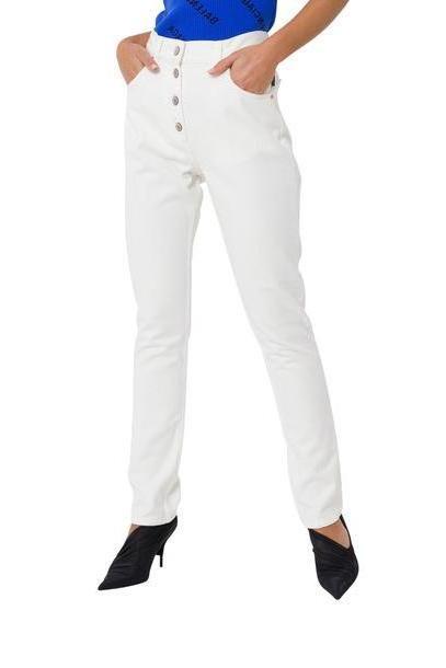 Balenciaga Straight Leg Japanese Denim Trousers cover image