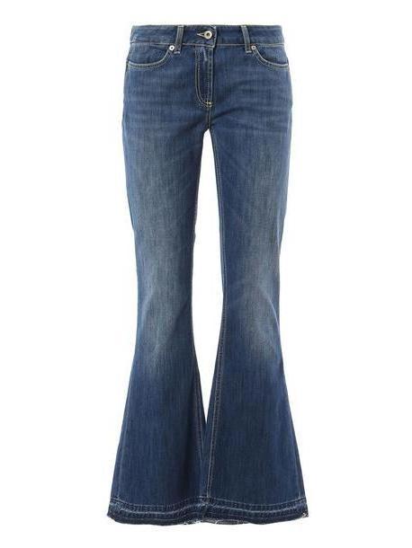 Dondup Pants Neon in denim / denim cover image