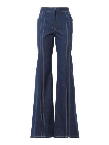 Chloé Trousers in blue / denim cover image
