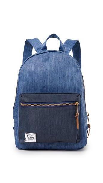 Herschel Supply Co. Herschel Supply Co. Grove Small Backpack in denim / denim cover image