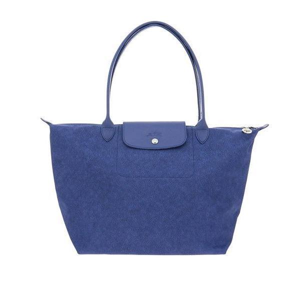 c15a7c51d718 Longchamp Shoulder Bag Shoulder Bag Women Longchamp in denim / denim cover  image