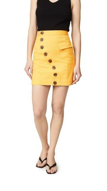 Acler Golding Denim Skirt cover image