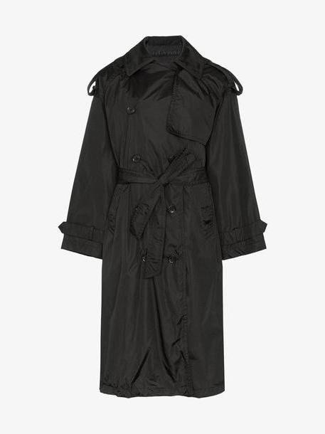 Juun.J Denim-front parka coat cover image