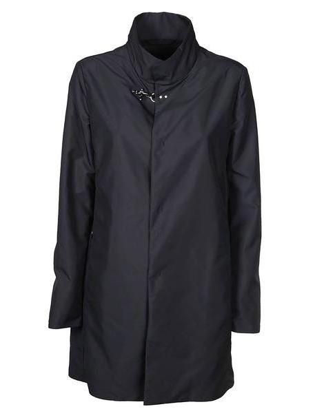 Fay Classic Trench Coat in denim / denim cover image