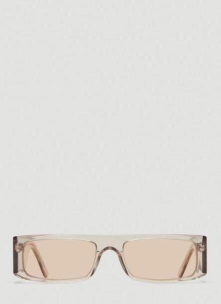 Andy Wolf Hume Sunglasses in Beige size One Size cover image