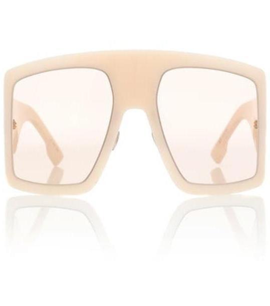 Dior Sunglasses DiorSoLight1 sunglasses in beige cover image