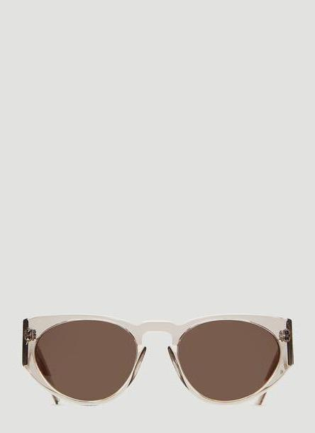 Andy Wolf Goran Sunglasses in Clear size One Size cover image