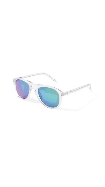 Westward Leaning Galileo Sunglasses in blue / clear cover image