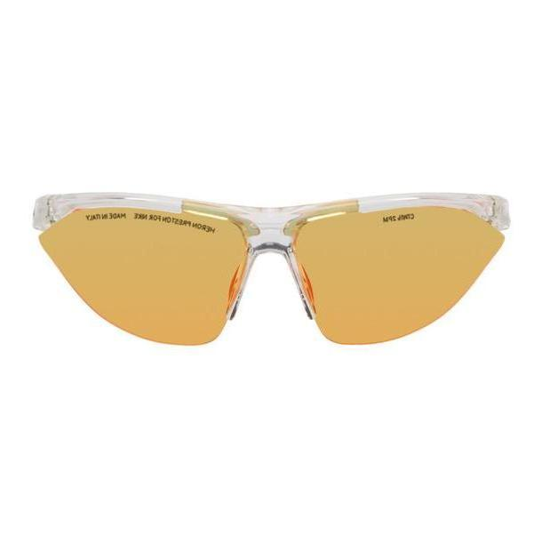 Heron Preston Transparent Nike Edition Tailwind Sunglasses cover image