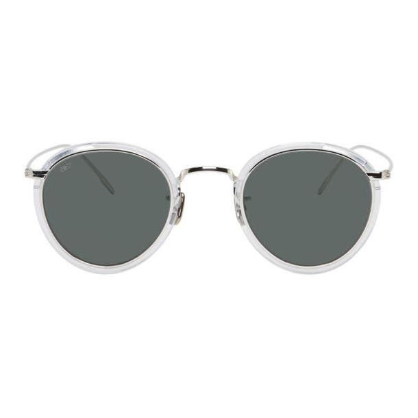 Eyevan 7285 Transparent 717E Sunglasses cover image