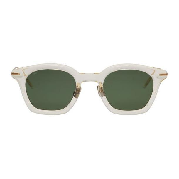 Eyevan 7285 Transparent 'Model 766' Sunglasses cover image