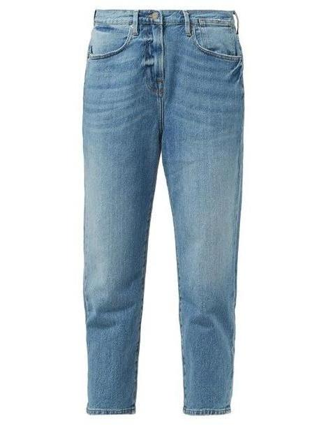 Frame - Le Stevie Cropped Jeans - Womens - Denim cover image