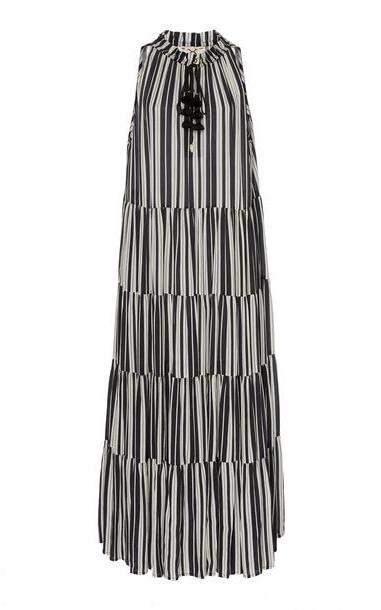 Figue Betty Dress in black / white cover image