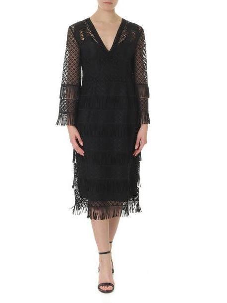 Alberta Ferretti Dress in black cover image