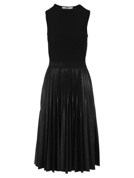 Givenchy Midi Dress in black cover image
